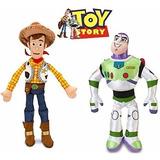 Disney Toy Story Woody Y Buzz Lightyear Peluche Muñeca