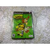 Crash Twinsanity Bandicoot 5 Juego Original 2004 Ps2 Nuevo