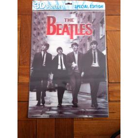 Posters Beatles 3d
