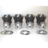 Kit Piston Camisa Aros Std Volkswagen Fusca 1500