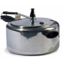Olla A Presion Marmicoc 5 Lts T05 Valvula Seguridad Aluminio