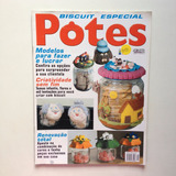 Revista Biscuit Especial Potes Temas Infantis Flores N°02