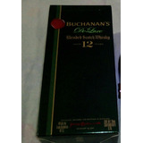 Estuche De Whisky Buchanans 12 Años (2disponibles) Vacio