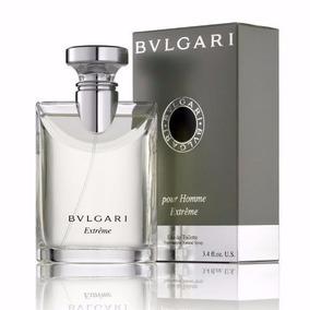 Perfume Bulgari Extrême 100ml - Bvlgari Original E Lacrado
