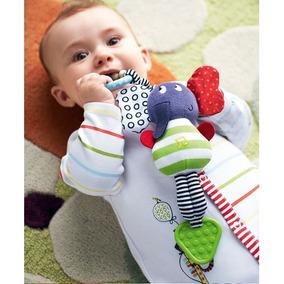 Chocalho Para Carrinho E Bebê Conforto - Elefante - Musical
