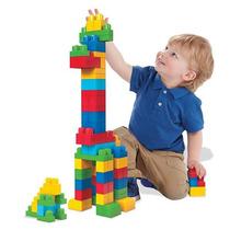 Mg Fb Construyendo Con Imaginación (100 Piezas) Mattel Cxp09