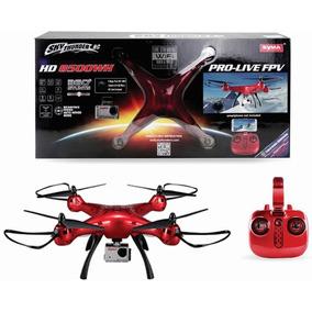 Drone Syma Hd 8500wh 2.4 Ghz Camara Wifi Video Tiempo Real
