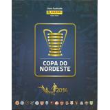 Álbum Figurinhas Copa Do Nordeste 2014 - Completo Para Colar