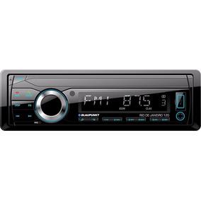 Auto Stereo Blaupunkt Rio De Janeiro 120bt Bluetooth Usb Aux
