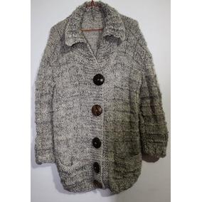 Crochetchile 100%lana, Tejido Palillo, Talla 40