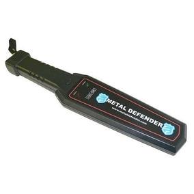 Detector De Metales De Mano Gran Seguridad Para Su Negocio