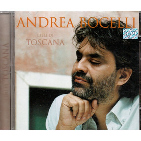Cd - Andrea Bocelli - Cieli Di Toscana - Lacrado