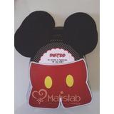 Tarjeta Invitación Mickey!!. Cumpleaños Bautismos. Souvenir