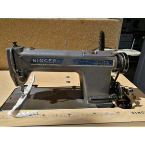 Máquina De Coser Industrial Singer Modelo 401