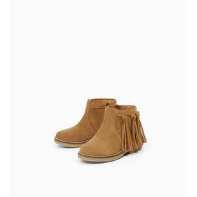 Zara W8q1pbq Marrón Argentina Zapatos Mercado En Libre Para Niñas gYybf76
