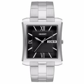 Relógio Orient Masculino Gbss2002 P3sx Classico Quadrado Nfe