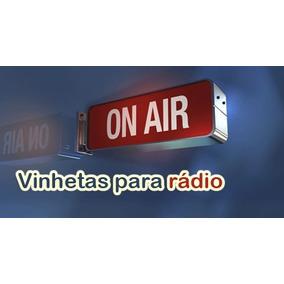 Vinhetas Rádio - 25 Vinhetas Gospel