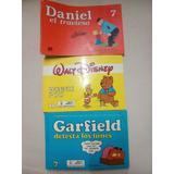 Lote De Libros Winnie Pooh, Garfield, Daniel El Travieso