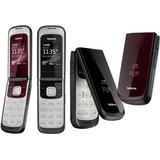 Celular Basico Con Tapa Nokia 2720 Nuevo Refabrish Claro