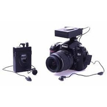 Boya Microfone S/ Fio By- Wm5 2.4ghz Mic Dslr Canon Nikon