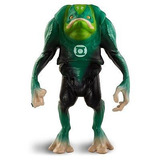 Green Man Gl 05 Linterna Verde Muñeco Power Ring Incluido