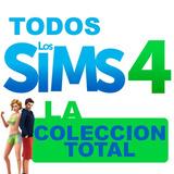 Los Sims 4 Coleccion Completa Juego De Pc Original Digital