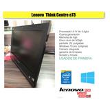 Lenovo Thinkcentre Aio E73 Core I3 Iv Generacion 4gb Y 500