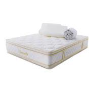 Colchón Titan Gold Doble Maxi Pillow 1.60x1.90 + Lenceria