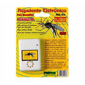 Repelente Elétrico Pernilongo Muriçoca Dengue Aeds Mosquito