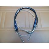 Cable De Freno De Mano De Ford Falcon 62/81 Parte Trasera