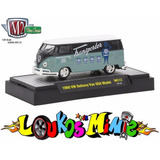 M2 1960 Vw Delivery Van Kombi Wild-cards Wc12 Lacrado 1:64