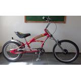 Bicicleta Chooper (bike Chooper Marsstar Upland)
