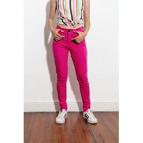 Jeans Mujer Wupper T/medio Elastizado Talles Y Colores
