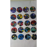 Coleccion Tazos De Batman