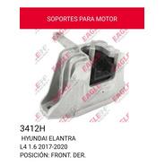 Soporte Motor Frontal Derecho Hyundai Elantra 2.0 2017-2018