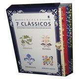 7 Clássicos Literatura Série Em 4 Volumes Pocket Duetto