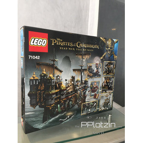 Lego Pirates Of The Caribbean - Piratas Del Caribe 71042