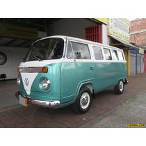 Volkswagen Combi Microbus