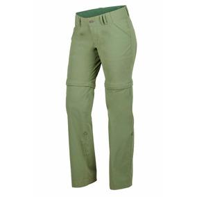 Pantalon Dama Marmot Lobo Convertible