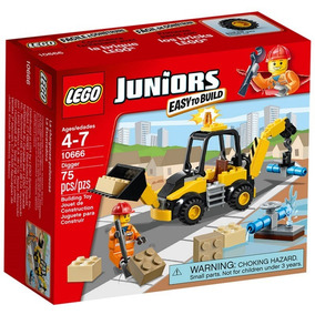 Lego Juniors - Escavadora - Lego (10666)