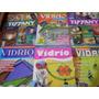 Lote X 6 Revistas Manualidades En Vidrio Tiffany Palermo Env