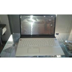 Carcaça Completa Do Notebook Sony Vaio Sve171e13m