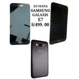 Vendo Celular Samsung E7