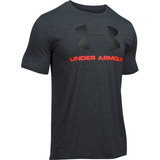 Remera Under Armour Sportstyle Logo Hombre - Sporting