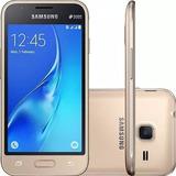 Celular Smartphone Samsung Galaxy J105 J1 Mini Dourado