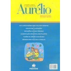 Dicionário Ilustrado Da Língua Portuguesa Aurélio Mirim
