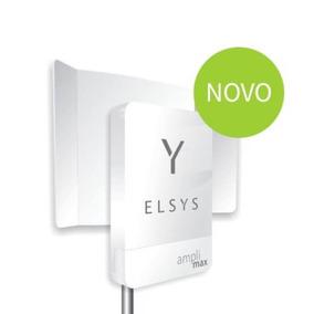 Amplimax Elsys Antena E Modem Externo 4g Para Voz E Dados