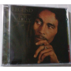 Cd Bob Marley & The Wailers Legend 1 Original Lacrado