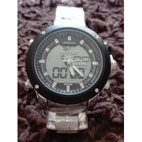 Reloj Acero Inox Joefox Modelo 3