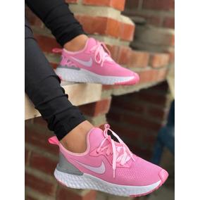 d4522db8a06 Zapatos Nike Botines Azules - Zapatos Deportivos en Mercado Libre ...